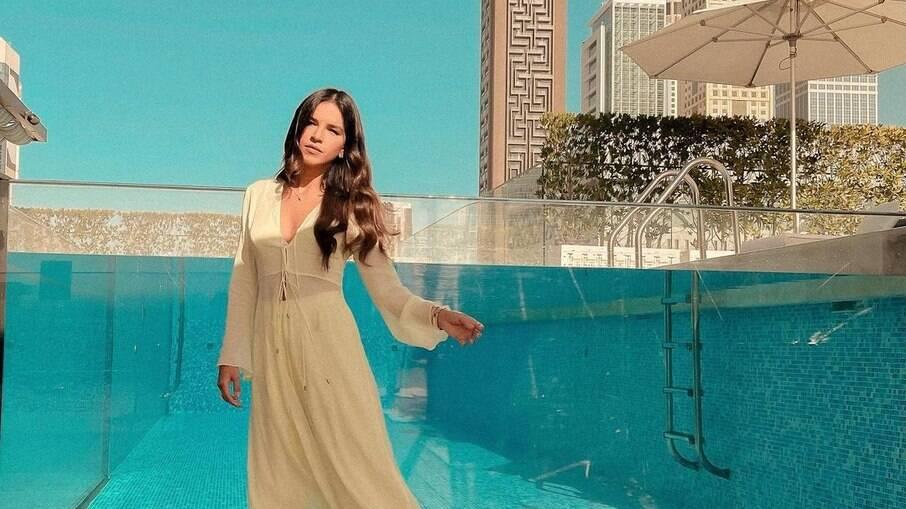 Mariana Rios em Dubai