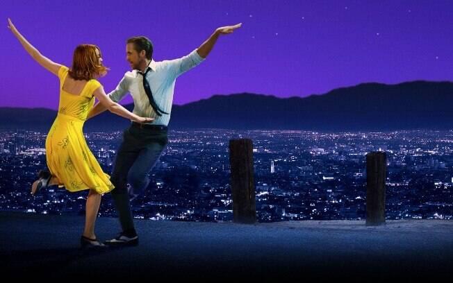 O filme La La Land faz uma homenagem ao cinema hollywoodiano e, por isso, Los Angeles foi escolhido para ser o cenário
