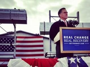 Mitt Romney diz que pode se candidatar à Casa Branca em 2016