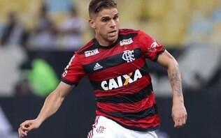 Crise! Em meio a queda de braço, diretoria do Flamengo afasta volante Cuéllar