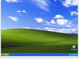 Windows XP foi lançado em 25 de outubro de 2001