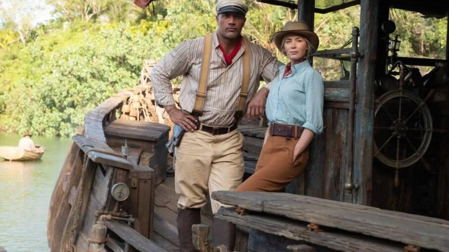 Jungle Cruise, que virou filme, é atração do Magic Kingdom'