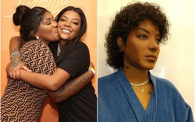 Mãe de Ludmilla se emociona após a filha performar Michael Jackson no