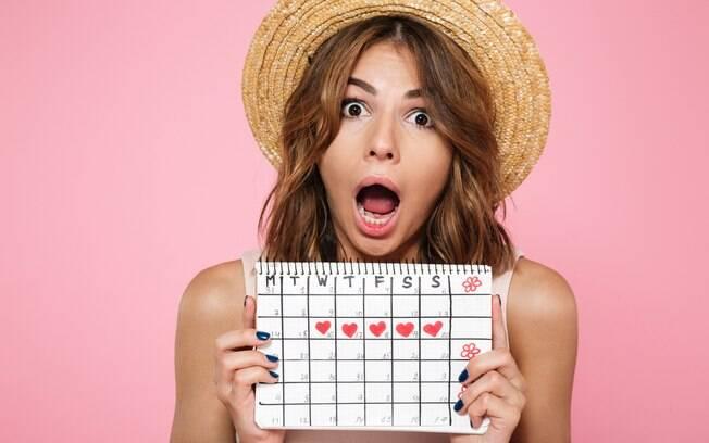 Ao contrário do que a maioria das mulheres acredita, nem sempre a menstruação atrasada é um indicativo de gravidez