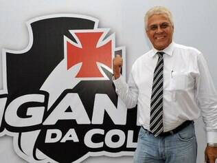 Roberto Dinamite é presidente do Vasco desde junho de 2008