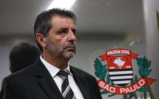 Delegado Osvaldo Nico Gonçalves, explica a ação da polícia na apuração do carnaval de São Paulo