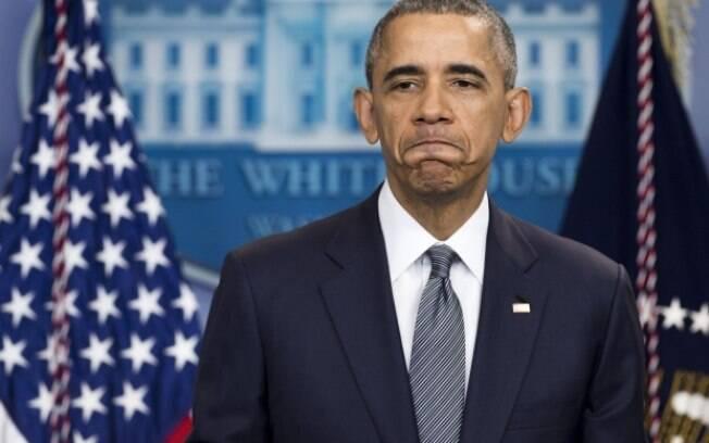 Barack Obama criticou abertamente o seu sucessor, Donald Trump, diante de milhares de estudantes