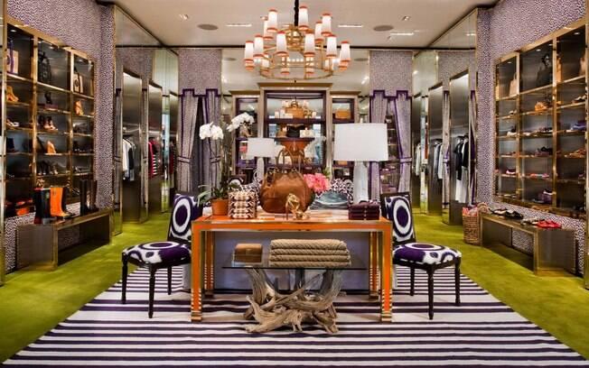Tory Burch inaugura a primeira loja na América do Sul  Moda No Mundo
