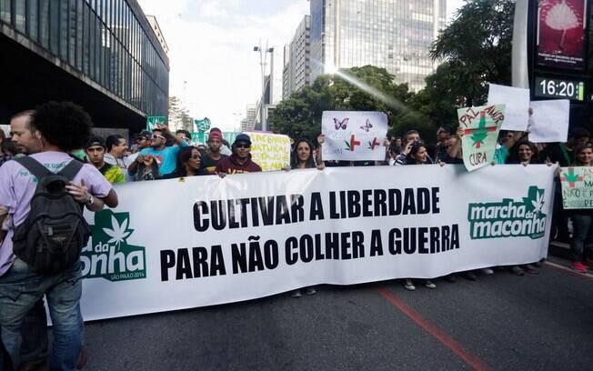 Por enquanto, no Brasil, debates importantes, como os realizados no Senado, tentam encontrar soluções para a questão da droga
