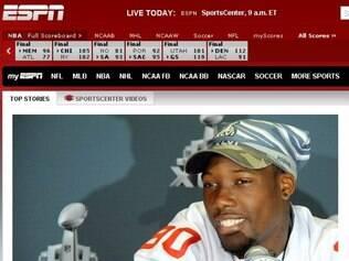 ESPN é uma das empresas com atuação global que já pediram registro de domínio de raiz