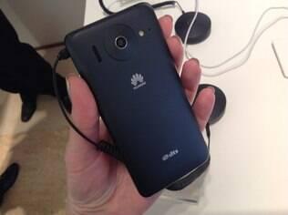 Ascend G510, smartphone da Huawei fabricado no Brasil, tem câmera de 5 megapixels