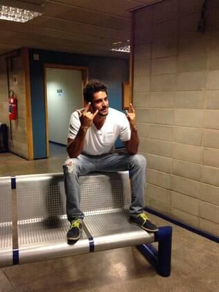 Eliminado, Diego fala sobre fogo de Fran: 'Se deixar, a mulher quer todo dia'