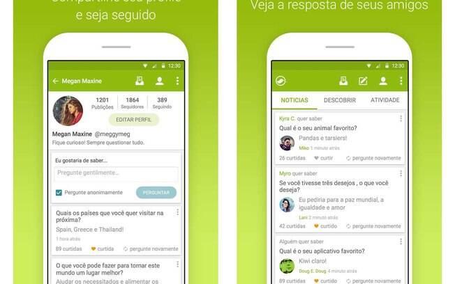 Kiwi é aplicativo gratuito de perguntas e respostas compatível com Android e iOS