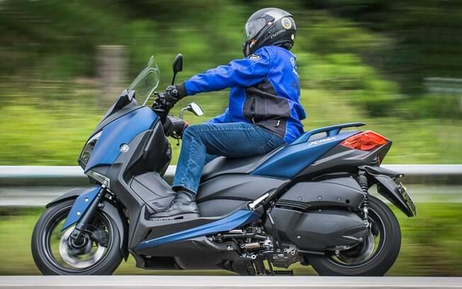 O estilo arrojado e o baixo consumo de combustível são outros dois pontos positivos do novo modelo da marca japonesa