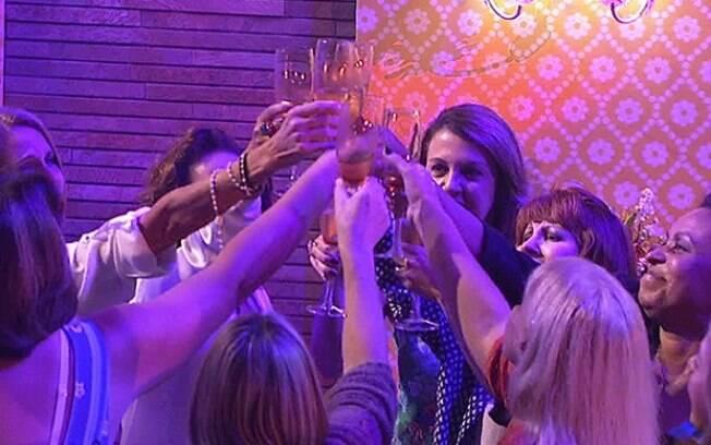 Mães festejam entrada no 'BBB14'