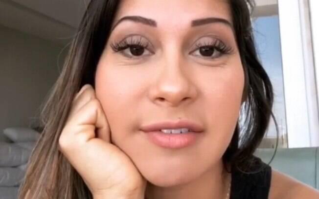 Mayra Cardi abre o coração e faz desabafo no Instagram, relatando ter sido vítima de abuso sexual e outras coisas