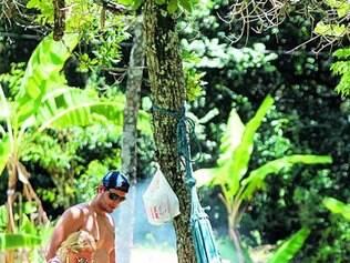 Churrascos passarão a ser proibidos no entorno das cachoeiras