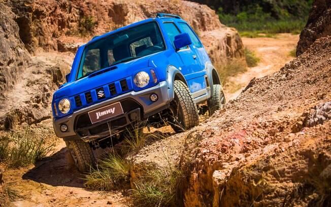 Suzuki Jimny também passou por uma curiosa realocação de fábrica que encerrou sua produção em Itumbiara (GO)