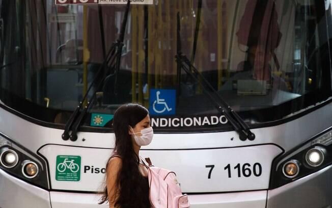 Máscara será obrigatória em Brasília