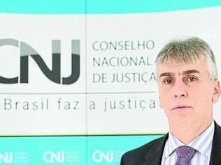 """Lupa. """"Vamos acompanhar para ver porque alguns processos não estão sendo julgados"""", diz Martins"""