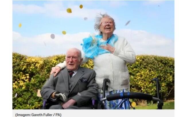 Peter Van Zeller e Nancy Bowstead são um casal de idosos que já serviram juntos na guerra. Os dois se reencontraram e se apaixonaram