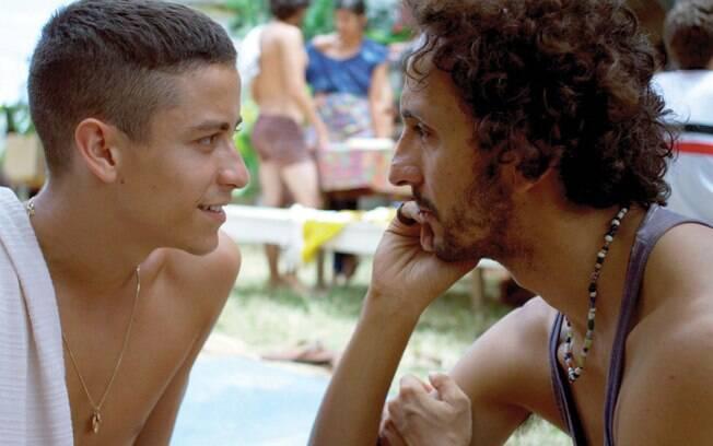 Jesuíta e Irandhir Santos, o casal protagonista do premiado