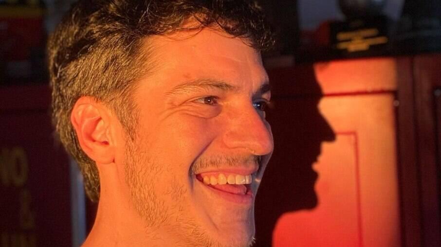 Mateus Solano, ator de 40 anos