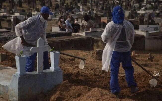 Mortes no Brasil