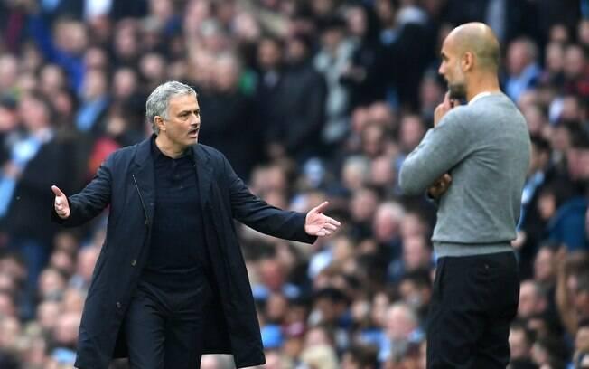 José Mourinho e Pep Guardiola aparecem entre os técnicos mais bem pagos do mundo