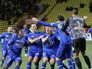 herói da classificação foi justamente um jogador emprestado pelo PSG, o jovem goleiro Alphonse Areola