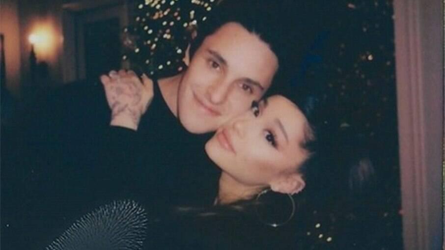 Dalton Gomez e Ariana Grande