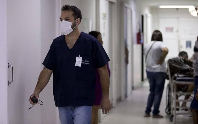 Brasil registra mais de 350 casos de coronavírus