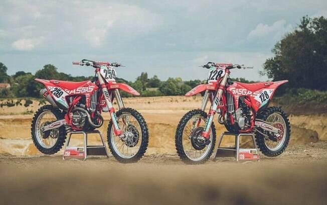 Entre os modelos que serão fabricados no Piauí estão os voltados para competições esportivas de motocross