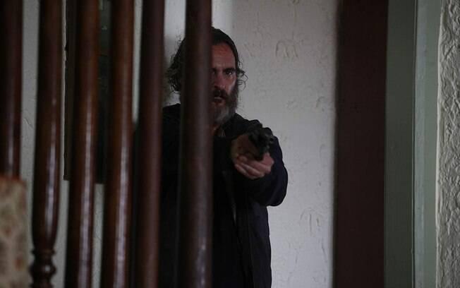 Joaquin Phoenix em cena de