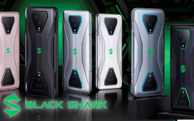 Black Shark 3 é o primeiro smartphone gamer com suporte ao 5G