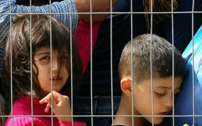 Apenas no sábado, 13 mil pessoas chegaram a Munique em busca de asilo