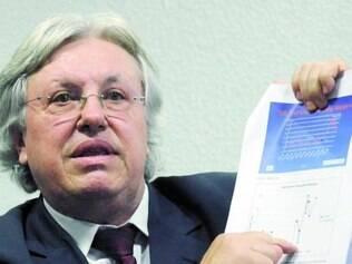 CPI. Ildo Sauer criticou a presidente Dilma Rousseff por ter falado que o parecer de Pasadena era falho