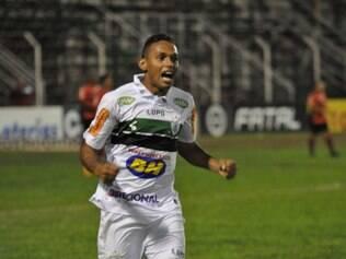 ESPORTE - AMERICA  X  OESTE -  FOTO: CARLOS CRUZ / AFC  21.10.2014