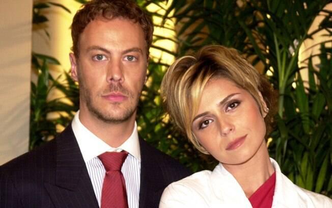 Tony e Bárbara: loiros malvados