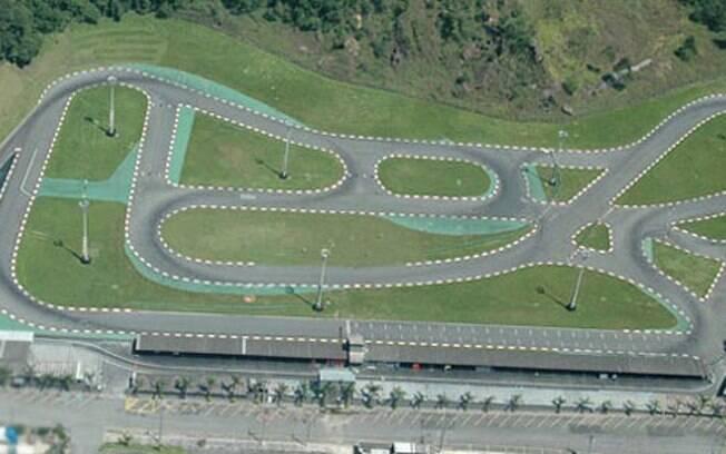 Kartódromo Internacional Aldeia da Serra tem extensão de 1021 metros