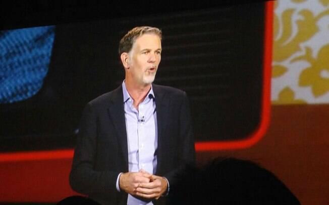 Serviço entrou no ar em novas regiões durante a apresentação de Reed Hastings, na CEO 2016