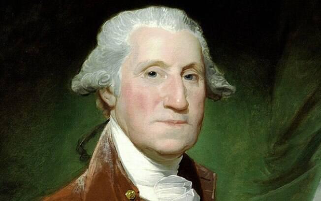 Em seu segundo ano de governo, Washington ficou gravemente doente