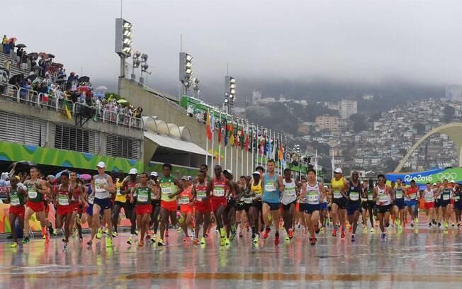Maratona acontecerá virutalmente