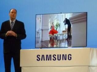 Nova TV da Samsung analisa hábitos do consumidor e recomenda programas e filmes