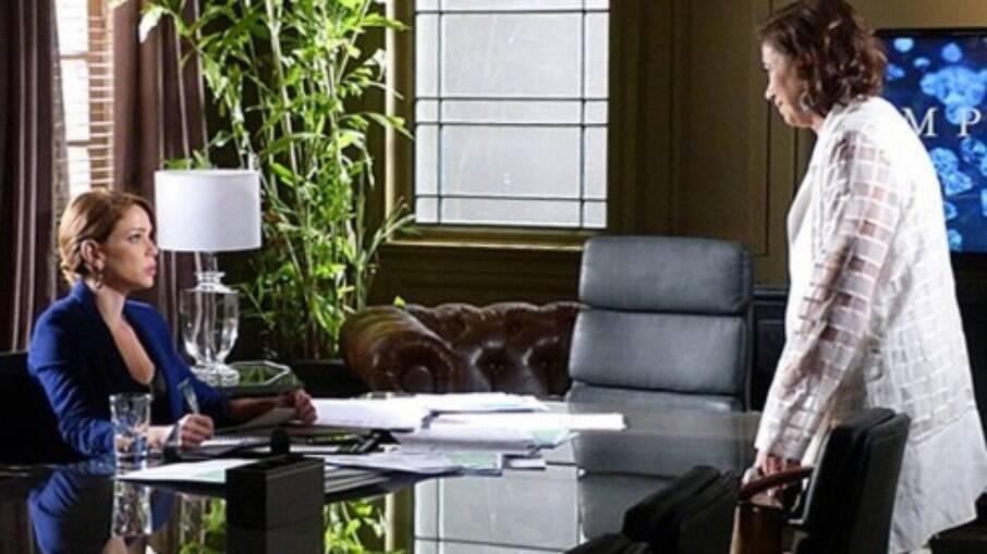 Maria Marta exige que Cristina se afaste da joalheria Império