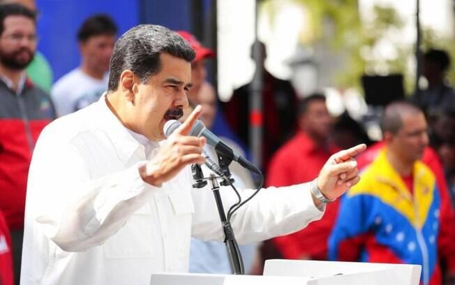 Canal teve seu sinal cortado na Venezuela, por ordem da entidade reguladora do governo do presidente Nicolás Maduro