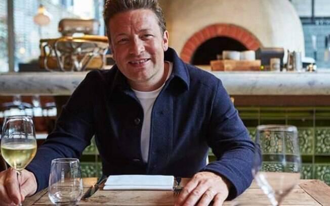 Com dificuldades financeiras, restaurantes de Jamie Oliver põe 1.300 empregos em risco