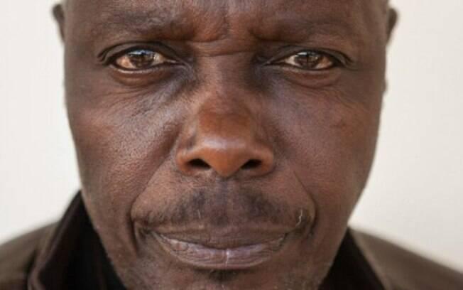 Edward Edmary Mpagi só deixou a prisão em 2000, quando recebeu o perdão do presidente
