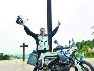 Até 2017, 150 mil km serão percorridos em cima de motocicleta