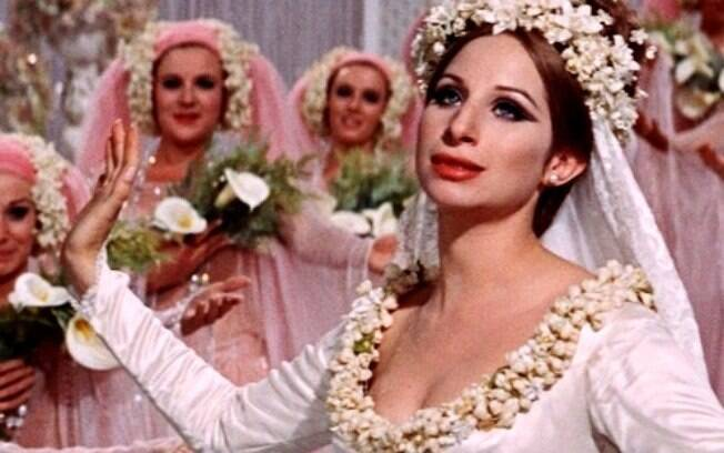 Barbra Streisan em